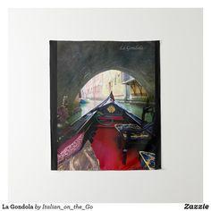 La Gondola Tapestry