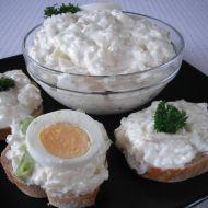 Fotografie receptu: Celerový salát s bramborem a vejci
