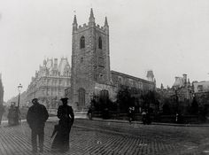 012267:St. John's Church Grainger Street Newcastle upon Tyne Unknown c.1890 | Flickr - Photo Sharing!