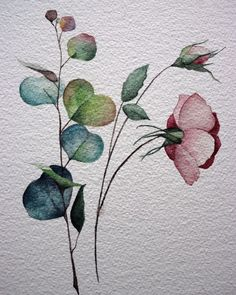 What is Your Painting Style? How do you find your own painting style? What is your painting style? Art Inspo, Inspiration Art, Watercolor And Ink, Watercolor Flowers, Watercolor Paintings, Watercolor Ideas, Watercolors, Floral Paintings, Simple Watercolor