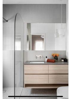 Best Interior, Interior Styling, Interior Design, Bathroom Renovations, Home Renovation, Bathroom Ideas, Bathrooms, California Bungalow, Bentwood Chairs