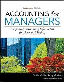 You will download digital wordpdf files for complete test bank for solution manual accounting for managers 1st canadian edition by paul m collier fandeluxe Image collections