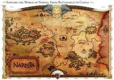 Narnia? Yes!