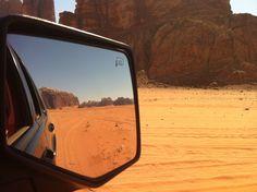 Wadi Rum desert . Jordan