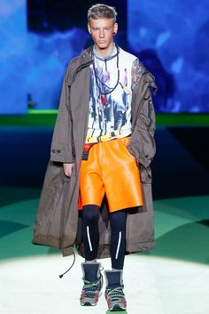 Dsquared², Look #1