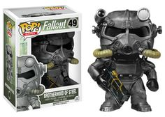 POP! Vinyl Fallout Brotherhood of Steel Toys and Gadgets