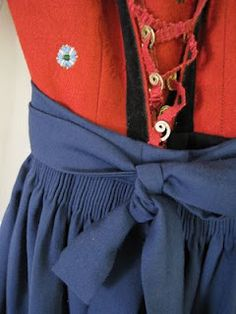 74 Best 1930s 40s Dirndl Tracht And Dirndl Inspired Fashion