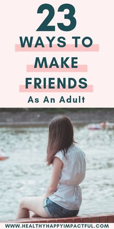 It can be so intimidating to make new friends. Here is how you can make adult friends and have true friendship! Lots of ideas to meet people and build community. Lifelong Friends, Meeting New Friends, Make New Friends, Meeting New People, Make Friends Online, Finding New Friends, Guy Friendship Quotes, Funny Friendship, Bff Quotes