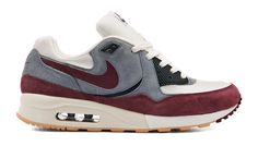 91474abbe56 x Nike Air Max Light Grey Burgundy - Kicks Deals - Official Website