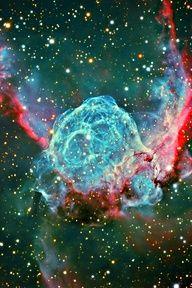 Thor�s Helmet Nebula