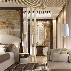 Vogue collection www.turri.it Italian luxury bedroom furniture