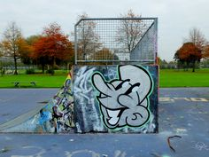 https://flic.kr/p/DhoWoG | Graffiti Prinsenpark