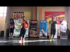 Adrenalina Ricky Marin, JLo and Wisin -By Zumba Instructors Michael-Luisin-Victor @ Zumbathon Ser PR - YouTube