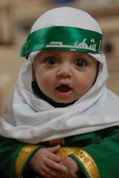 Arabisch jongetje