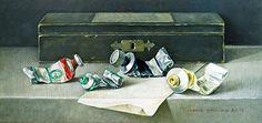 Painting bij Ingrid Smulling