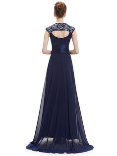 9e8bcfe196 Ever-Pretty Long Formal Bridesmaid Dresses Backless Wedding Evening Gown  09672 Bridesmaid Dresses