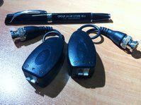 Transceptor balum 4,80€ el Par cctv Cámaras DVR Seguridad