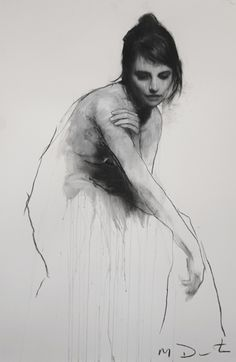 drawing Mark Demsteader
