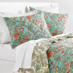 One of my favorite discoveries at WorldMarket.com: Josephine Bedding Collection