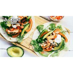 Deliciosos tacos de salmón marinado ¡Delicias con Hass!#avocatacacias #aguacatehass #consumemashass