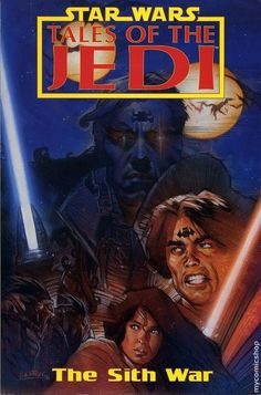Tales of the Jedi- The Sith War