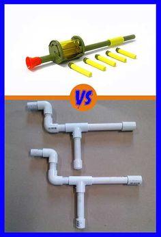 DIY Nerf Power Gun idea! Here's how to make it: http://blog.simplyyouthministry.com/tech-stuff/diy-nerf-power-darts/ #ymnation #techstuff