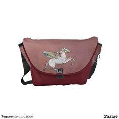 Pegasus Small Messenger Bag