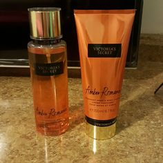 BODY SPRAY AND LOTION FOR BOTH 25 Victoria's Secret Other