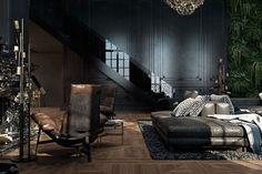 Paris Apartment by Iryna Dzhemesiuk & Vitaly Yurov (13)