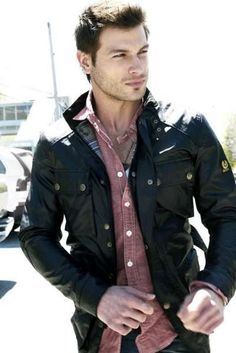 cute fitted jacket