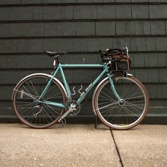 I WANT YOU BIKE  Surly Cross Check Update 1 by Montague Projects, via Flickr