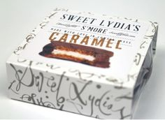 Sweet Lydias on Packaging of the World - Creative Package Design Gallery