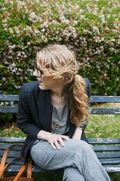 Hannah Ferrara  / taken by Olivia Rae James