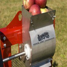 Apple Grinder for Lehman's Stainless Steel Cider Press Apple Cider Press, Making Apple Cider, Wood Stove Cooking, All Stainless Steel, Outdoor Landscaping, Oil Lamps, Wooden Handles, Canning, Fruit
