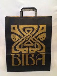 Biba shopping bag