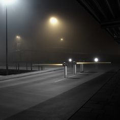 Overnight by Jürgen Heckel, via Behance