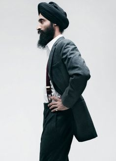 Waris Ahluwalia from the 2011 50 Most Stylish New Yorkers feature on StyleCaster.com