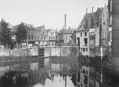 De Kolk in Delfshaven New City, Rotterdam, Places To See, Cathedral, Building, Pictures, Painting, Travel, History