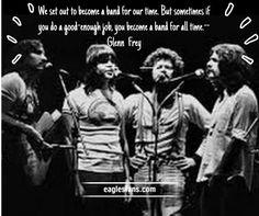 Eagles. Glenn Frey