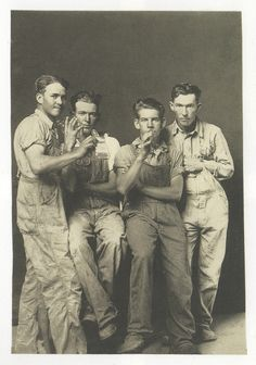I'd like to know these guys. The Denim Foundry : Photo