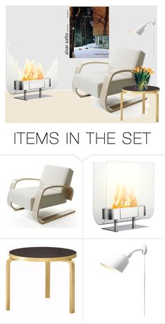 """""""Alvar Aalto"""" by bambi-52 ❤ liked on Polyvore featuring art"""