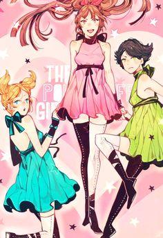 Power Puff Girls - Zerochan Anime Image Board