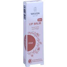WELEDA Lip Balm rose:   Packungsinhalt: 10 ml PZN: 11340963 Hersteller: WELEDA AG Preis: 4,93 EUR inkl. 19 % MwSt. zzgl. Versandkosten ---