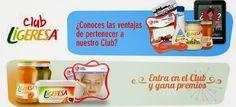 Forma parte del Club Ligeresa y opta a ganar cada mes premios y regalos.  Promoción válida para España.  Más información aquí: http://www.baratuni.es/2013/10/sorteos-gratis-club-ligeresa-regala-premios.html  #ligeresa #regalos #regalosgratis #baratuni