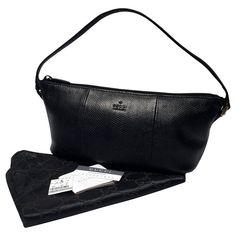 15be8c173144 New Gucci Lizard Pochette Baguette Bag Purse