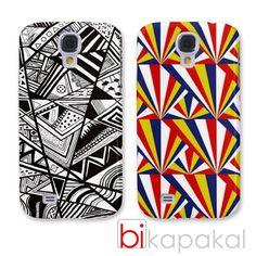 Futuristic Design Custom Case (designed by bikapakal.com)