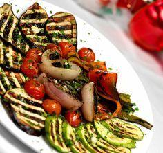 Come fare verdure grigliate - Spettegolando