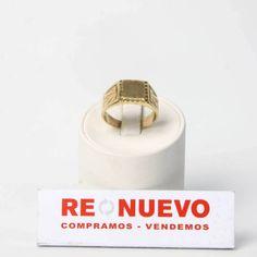 Sello oro de segunda mano para caballero de 18 quilates E273033 | Tienda online de segunda mano en Barcelona Re-Nuevo