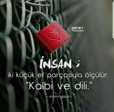 Kalbi ve dili. Wise Quotes, Book Quotes, Maybe Tomorrow, Allah Islam, Meaningful Words, Love Words, Karma, Quotations, Texts
