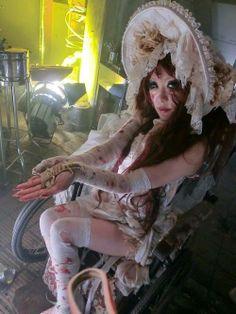 Guro lolita // Akira Takarano from ALI PROJECT